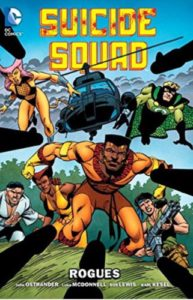 Suicide Squad volume 3 TPB Rogues