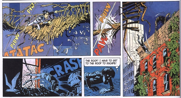 Valerian panel sequence