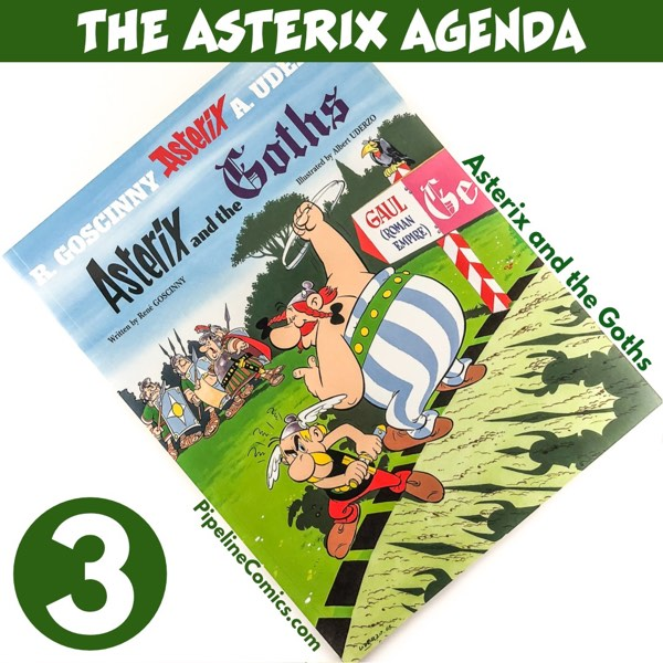 The Asterix Agenda v3: Asterix and the Goths
