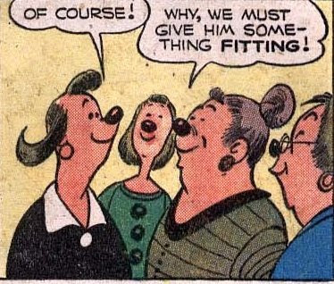 Carl Barks drew humans with dog noses and hoped for the best.