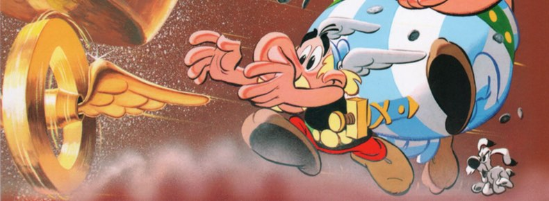 Asterix and the Cauldron header image