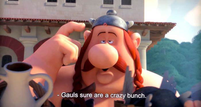 Mansions of the Gods Obelix These Gauls Are Crazy