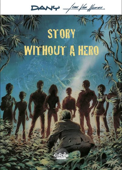 Story Without a Hero cover by Dany