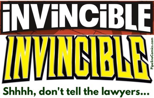 Can Invincible co-exist with Invincible?