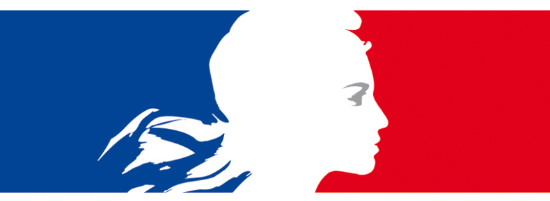French Ministry of Culture logo