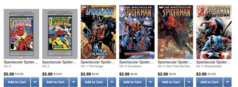 """We Need to Rethink Digital Comic Book """"Collections"""""""