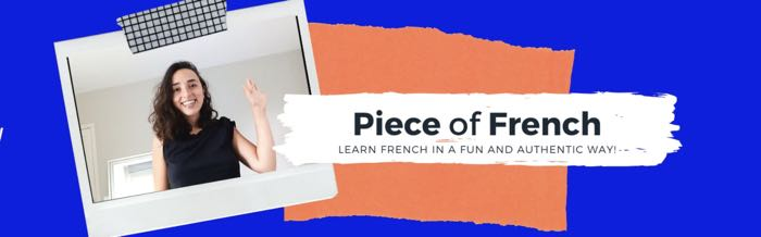 Piece of French YouTube header image